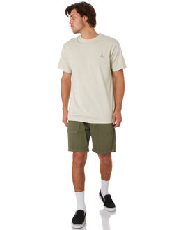 ARMY GREEN MENS CLOTHING THRILLS SHORTS - TS9-300FARMY