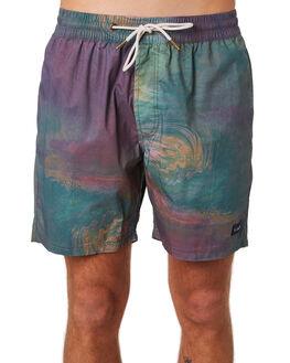 MAGIC MARBLE MENS CLOTHING BARNEY COOLS SHORTS - 807-CC3MAGIC