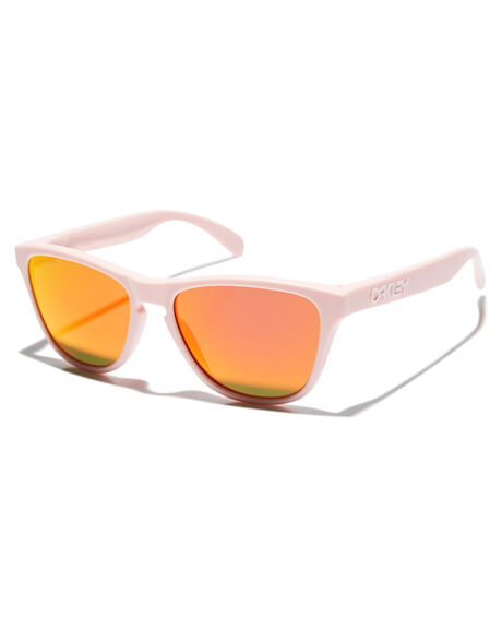 e615ff8b97 Oakley Youth Frogskins Sunglasses - Matte Pink Ruby