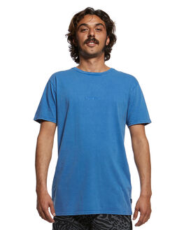 ELECTRIC ROYAL MENS CLOTHING QUIKSILVER TEES - EQYKT03902-PRM0