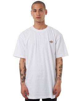 WHITE MENS CLOTHING DICKIES TEES - K1170101WHT