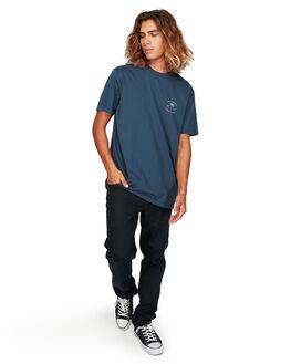 NAVY MENS CLOTHING BILLABONG TEES - BB-9592020-NVY