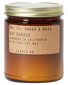 AMBER MOSS WOMENS ACCESSORIES PF CANDLE CO HOME + BODY - SC11NAT
