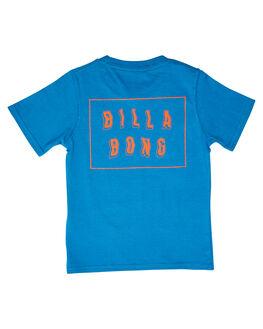 BLUE KIDS TODDLER BOYS BILLABONG TOPS - 7582035BLU