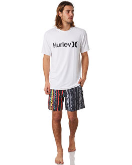 WHITE BOARDSPORTS SURF HURLEY MENS - 894630-100