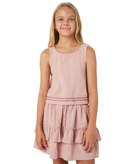 PINK NECTAR KIDS GIRLS RUSTY TOPS - WSG0003PKNCT