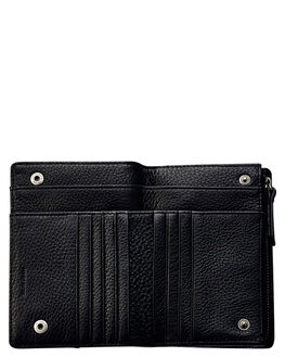 BLACK WOMENS ACCESSORIES STATUS ANXIETY PURSES + WALLETS - SA1621BLK
