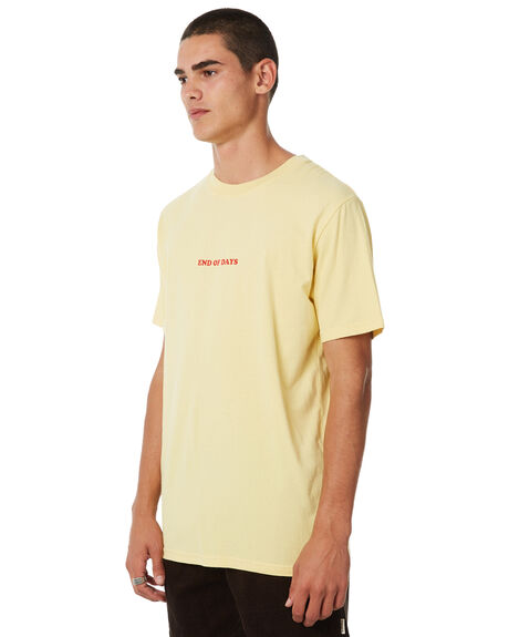 YELLOW OUTLET MENS INSIGHT TEES - 5000002553LEMON