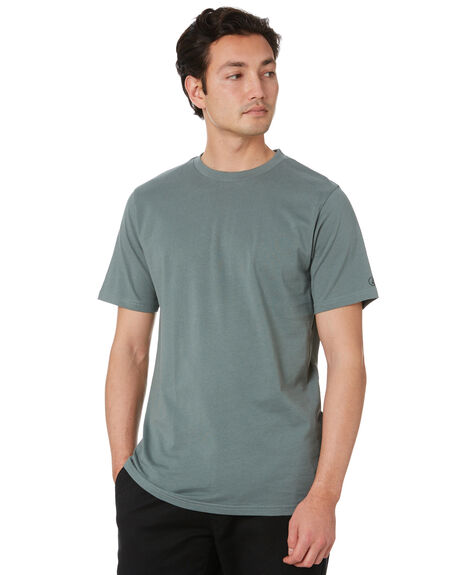 FIR GREEN MENS CLOTHING VOLCOM TEES - A5032074FIR