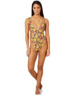TUSCAN WOMENS SWIMWEAR AFENDS ONE PIECES - W183705-TSC