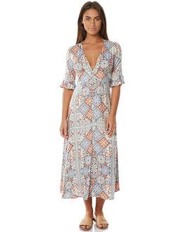 MULTI WOMENS CLOTHING SOMEDAYS LOVIN DRESSES - SL1608551MULTI