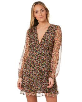 SUNRISE BOUQUET WOMENS CLOTHING THE EAST ORDER DRESSES - EO191104DSBOUQ