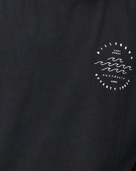 BLACK MENS CLOTHING BILLABONG SINGLETS - BB-9592503-BLK