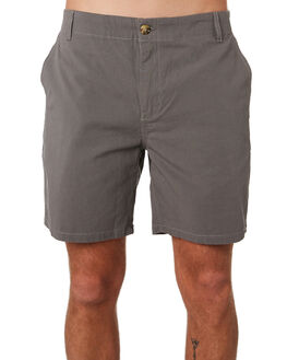 GREY MENS CLOTHING DEPACTUS SHORTS - D5201235GREY