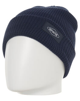 NAVY MENS ACCESSORIES DEPACTUS HEADWEAR - D51711761NVY