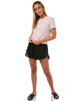 BLUSH WOMENS CLOTHING RHYTHM TEES - OCT17W-PT01-BLSBLUS