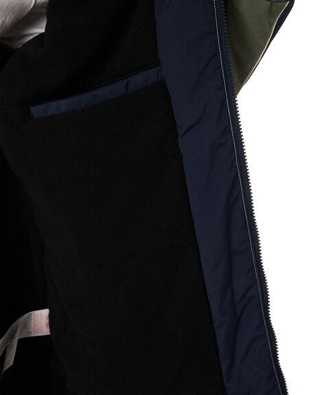NAVY MENS CLOTHING RIP CURL JACKETS - CJKCQ90049