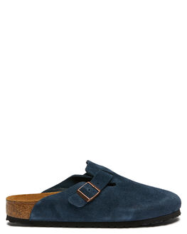 NAVY MENS FOOTWEAR BIRKENSTOCK FASHION SHOES - 1012370MNVY