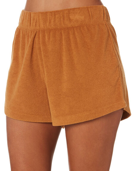 MINERAL WOMENS CLOTHING SWELL SHORTS - S8212235MINGN