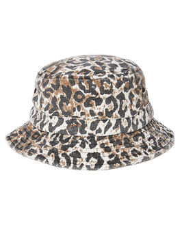 LEOPARD WOMENS ACCESSORIES TIGERLILY HEADWEAR - T405760LEO