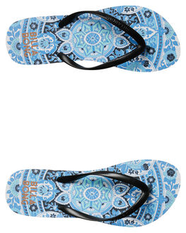 BLUE DEPTHS WOMENS FOOTWEAR BILLABONG THONGS - 6672806BLUE