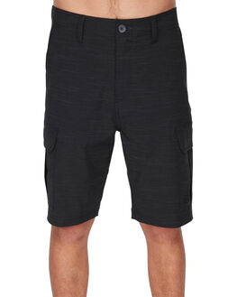 BLACK MENS CLOTHING BILLABONG SHORTS - BB-9591721-BLK
