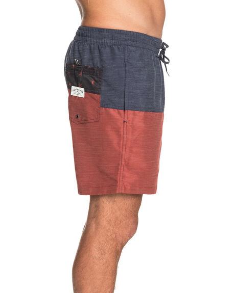 PARISIAN NIGHT MENS CLOTHING QUIKSILVER BOARDSHORTS - EQYJV03661-BYP6