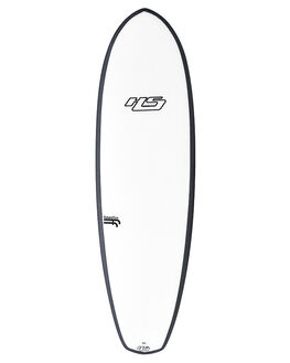 CLEAR BOARDSPORTS SURF HAYDENSHAPES GSI SURFBOARDS - HS-PLUFF-0506-CLR