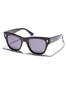 BLACK POLISHED UNISEX ADULTS EPOKHE SUNGLASSES - 0762-BLK