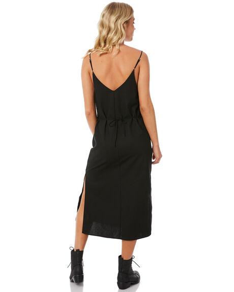 BLACK OUTLET WOMENS ELWOOD DRESSES - W83713-BLK
