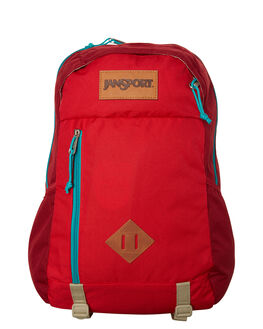 RED TAPE WOMENS ACCESSORIES JANSPORT BAGS - JST52MRED