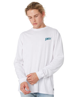 WHITE MENS CLOTHING SWELL TEES - S52011107WHITE