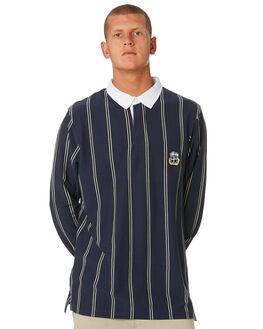 BLUE NIGHTS MENS CLOTHING STUSSY SHIRTS - ST096114BLUNT