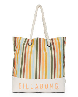 ANTIQUE WHITE WOMENS ACCESSORIES BILLABONG BAGS + BACKPACKS - BB-6691107-A75