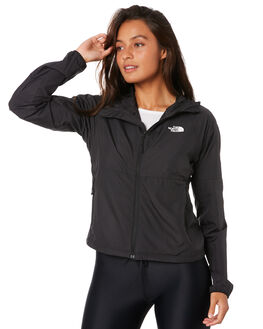 BLACK WOMENS CLOTHING THE NORTH FACE JUMPERS - NF0A4AMFJK3
