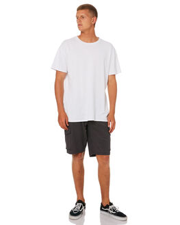BLACK MENS CLOTHING RIP CURL SHORTS - CWAKH10090