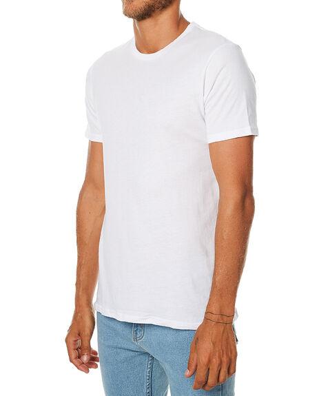 WHITE MENS CLOTHING GLOBE TEES - GB00931022WHI