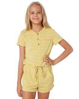 CARAMEL KIDS GIRLS RUSTY DRESSES + PLAYSUITS - MCG0002CAL