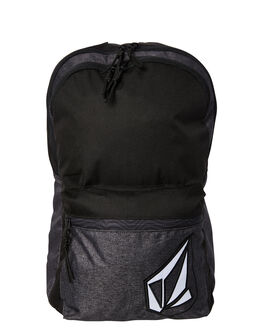 INK BLACK MENS ACCESSORIES VOLCOM BAGS + BACKPACKS - D6531650INK