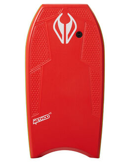 RED WHITE BOARDSPORTS SURF NMD BODYBOARDS BOARDS - N19METH40RERWHI