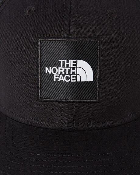 TNF BLACK KIDS BOYS THE NORTH FACE HEADWEAR - NF0A3SGZJK3TBLK