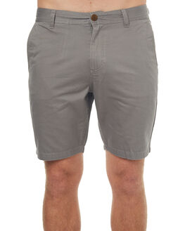 PEBBLE GREY MENS CLOTHING KATIN SHORTS - WSCOVS17PEGRY