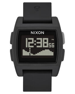 ALL BLACK MENS ACCESSORIES NIXON WATCHES - A1104001