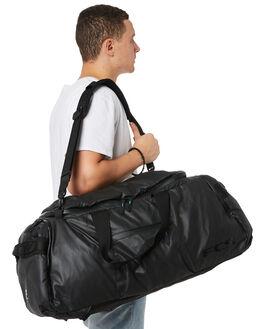 BLACK MENS ACCESSORIES FCS BAGS + BACKPACKS - DUFF-BLK-066BLK