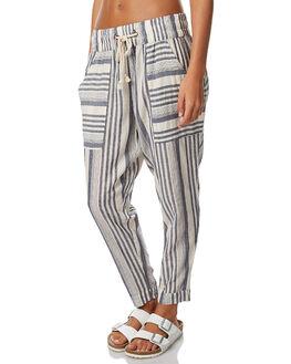 NAVY WOMENS CLOTHING RHYTHM PANTS - APR17G-PA01NAVY