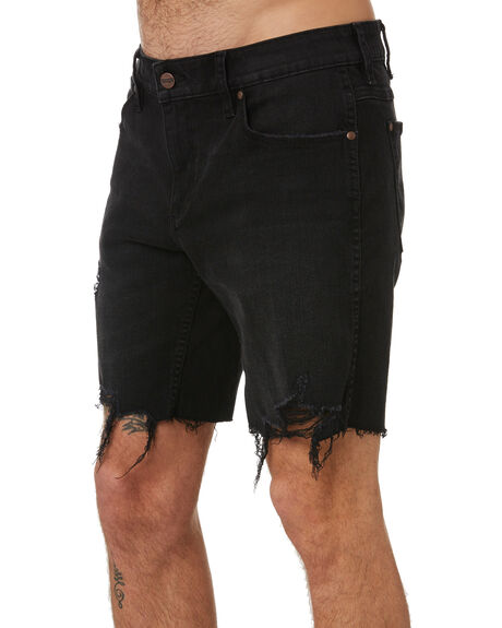 SOUTHWIND BLACK MENS CLOTHING WRANGLER SHORTS - W-901709-NB0