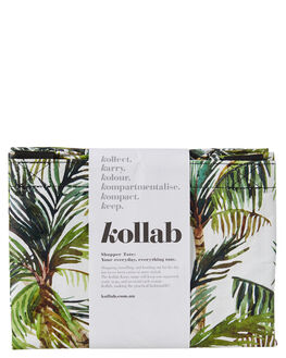 GREEN PALM WOMENS ACCESSORIES KOLLAB BAGS + BACKPACKS - SS18SHPTOTEGRPLM