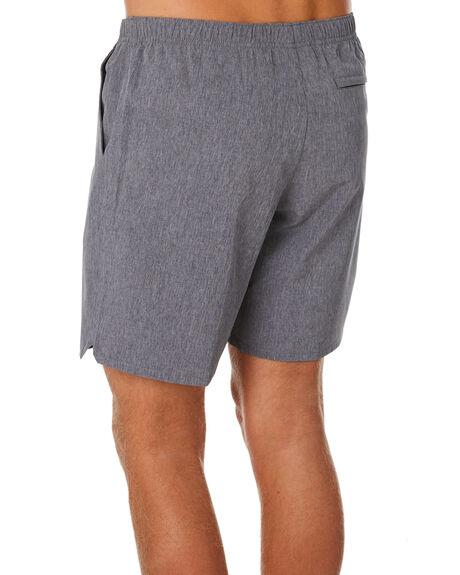 GREY MARLE MENS CLOTHING DEPACTUS SHORTS - D5202231GRYMA