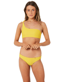 MUSTARD WOMENS SWIMWEAR AMORE AND SORVETE BIKINI BOTTOMS - S1MARTINIBTMMSTD