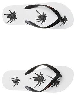 SPIDER MENS FOOTWEAR KUSTOM THONGS - 4946211ASPID